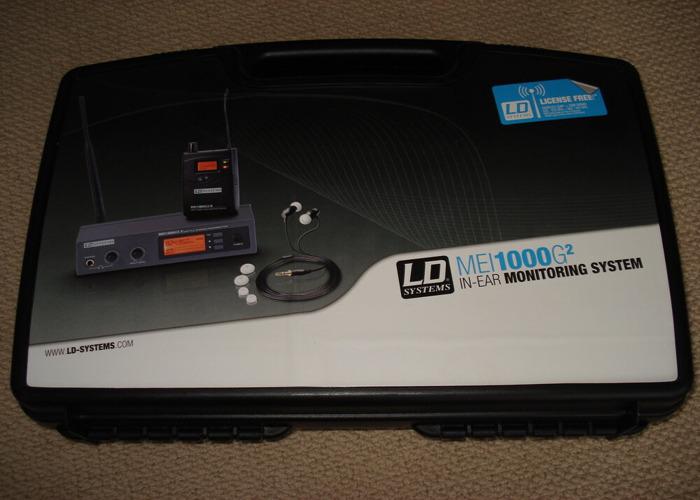 Wireless In-Ear Monitor System - 1