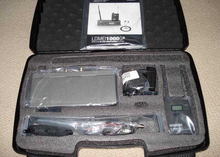 Wireless In-Ear Monitor System - 2