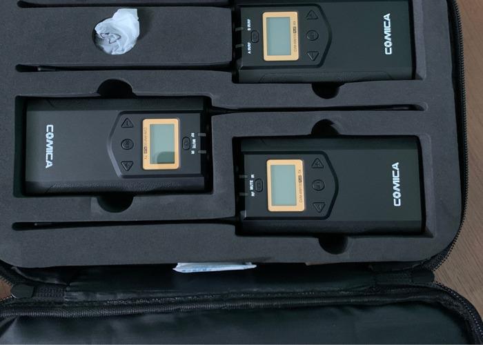 Wireless Radio Mic (x2) - 2