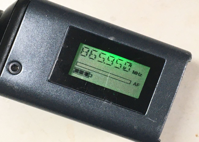 Wireless Microphone Transmitter SKP 100 G2 only (Range E) - 2