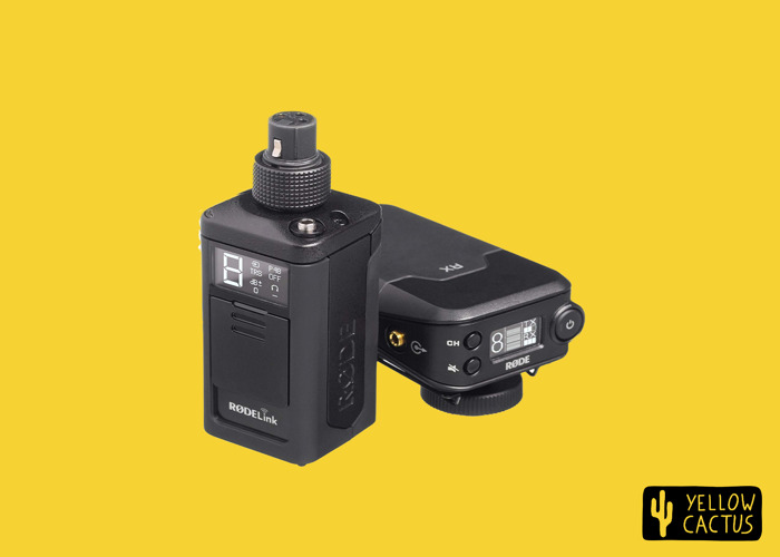 Wireless Sound Recording Kit (With Zoom H6) - 2