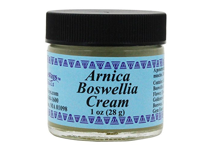 Wise Ways - Arnica Boswella Cream - 1 oz. - 1