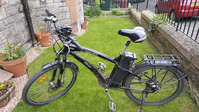 Wisper electric bike - 1