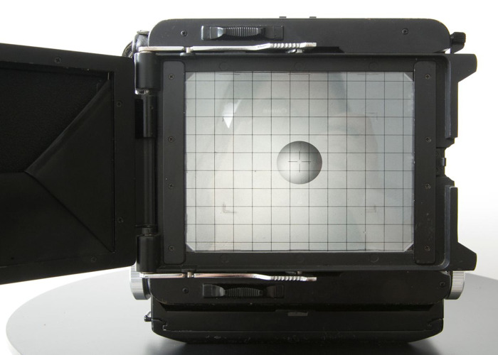 Wista 45 Large format camera (Body Only) - 2