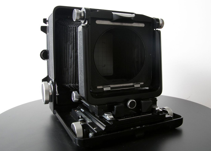 Wista 45 Large format camera (Body Only) - 1