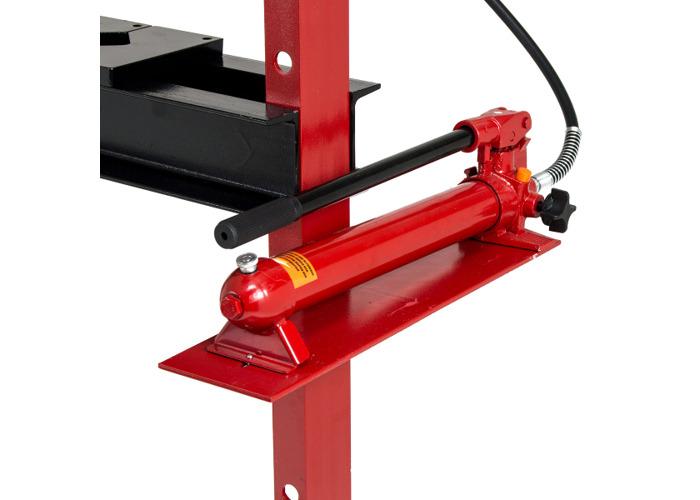 Wolf 12 TONNE Floor Hydraulic Press - 1