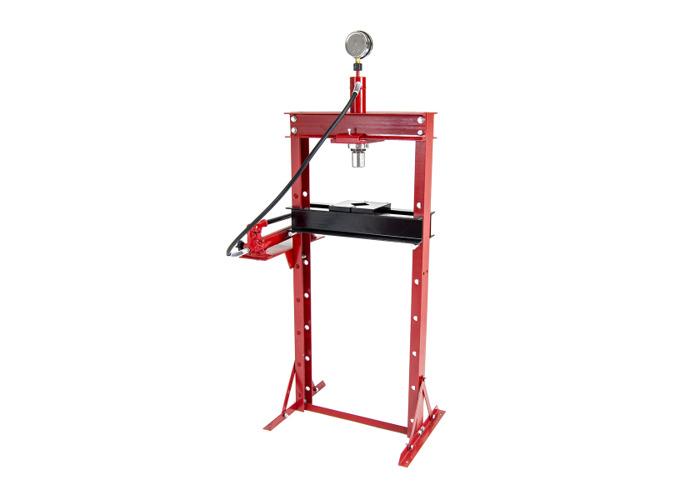 Wolf 12 TONNE Floor Hydraulic Press - 2