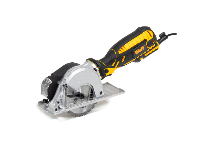 Wolf 120mm All Purpose Plunge Saw – 705 Watt Motor - 1