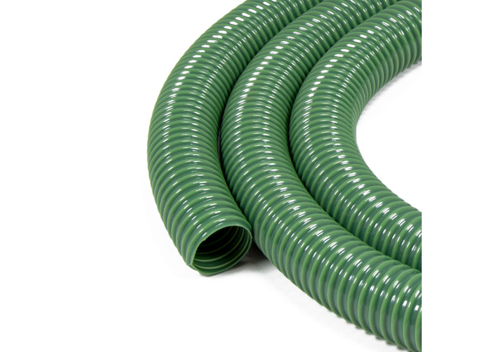 "Wolf 1.25"" Reinforced Water Suction Hose - 5 Metres - 2"