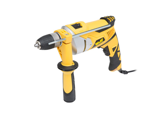 Wolf 710w Impact Drill - 2