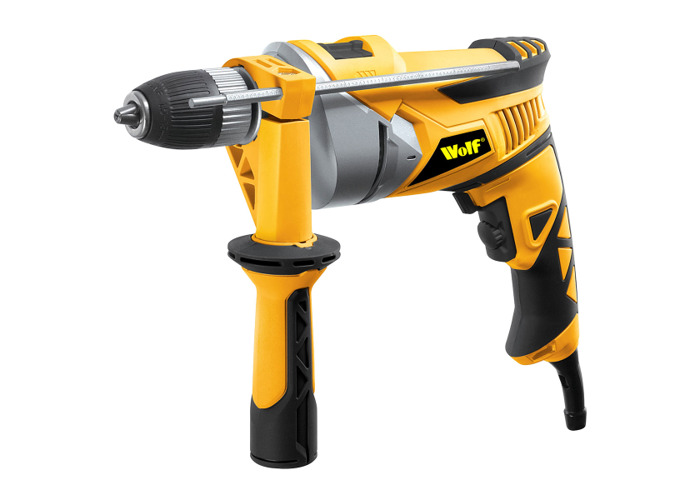 Wolf 710w Impact Drill - 1
