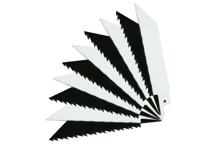 Wolf A+ Pack of 10 Spare Saw Blades - 1