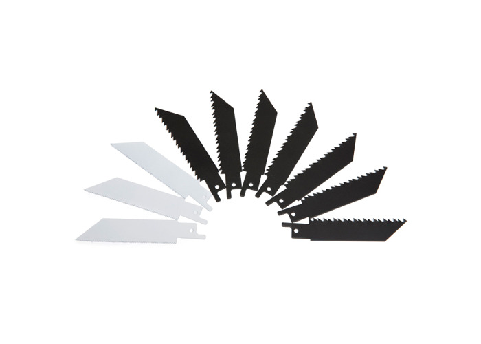 Wolf A+ Pack of 10 Spare Saw Blades - 2