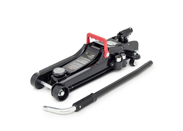 Wolf Black Jack 2.25T Low Profile Trolley Jack - 1