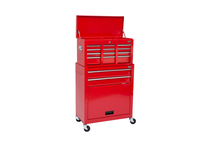 Wolf Combination Tool Chest and Cabinet - 2