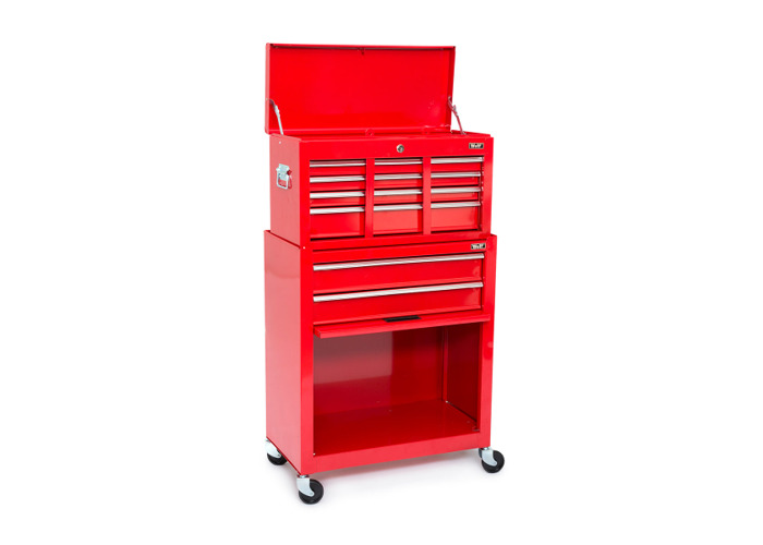 Wolf Combination Tool Chest and Cabinet - 1