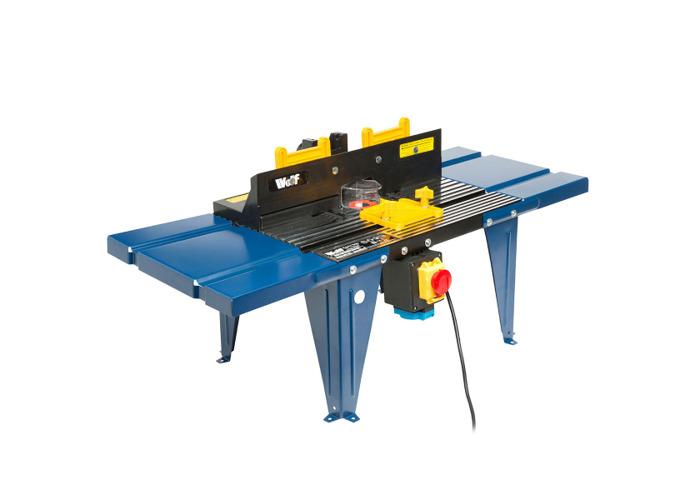 Wolf Die Cast Aluminium Router Table - 1