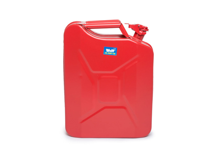 Wolf Large 20 Litre Steel Jerry Can - 2