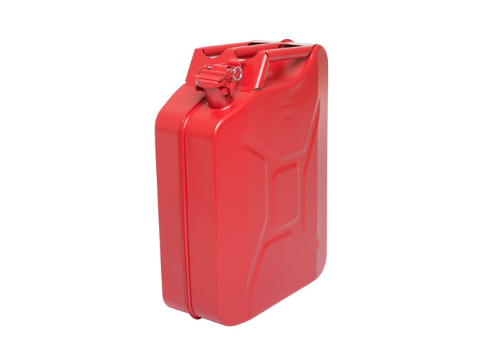Wolf Large 20 Litre Steel Jerry Can - 1
