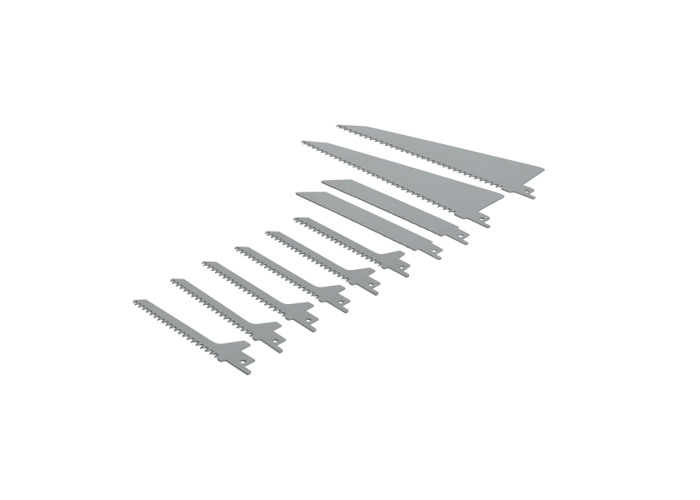 Wolf Pack 10 Replacement Blades - 1
