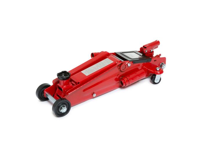 Wolf Quick & High Lift 4 x 4 3 TONNE Trolley Jack - 2