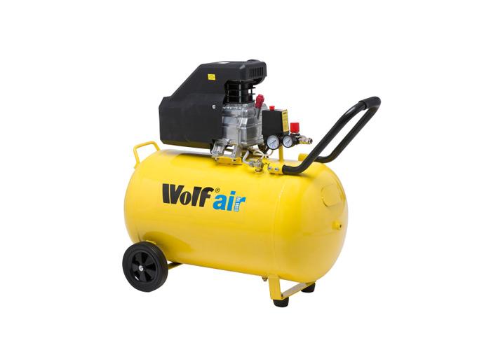Wolf Sioux 100 Air Compressor 116psi 9.6cfm 2.5HP - 1