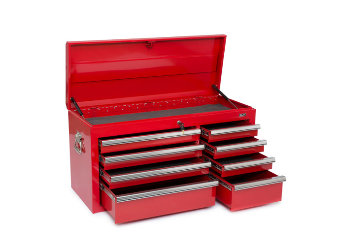Wolf Super Professional 8 Drawer Tool Chest - 1