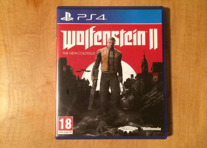 Wolfenstein II: The New Colossus PS4 - 1