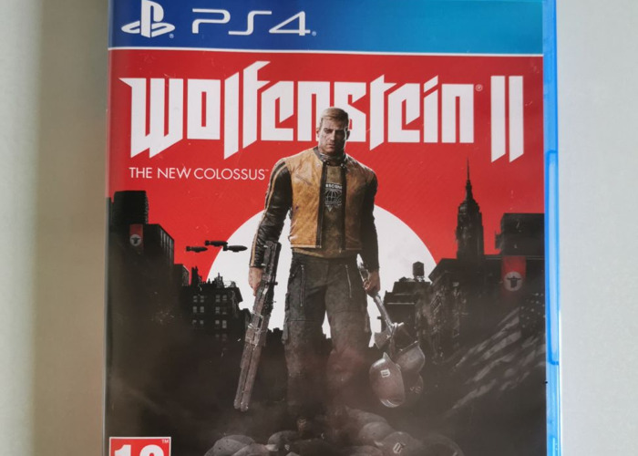 Wolfenstein: The New Order - PS4 game - 1