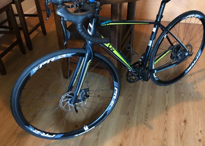 Women's Endurance Bike Avail SL 1 Disc 2018 Liv--Small - 2