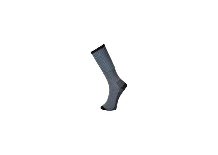 Work Sock - Triple Pack  Grey  44-48  R - 1