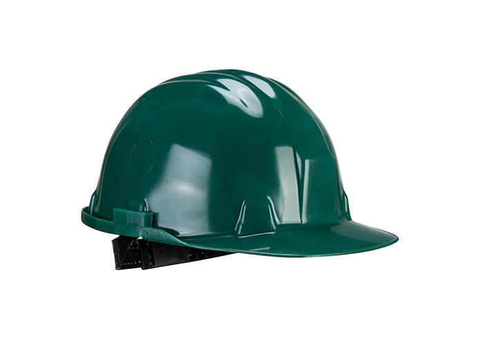 Workbase Safety Helmet  Green    R - 1