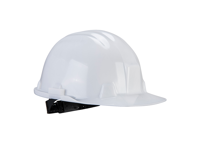 Workbase Safety Helmet  White    R - 1