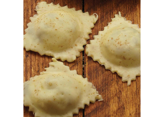 World of Flavours Italian 6cm Square Ravioli Cutter - 2