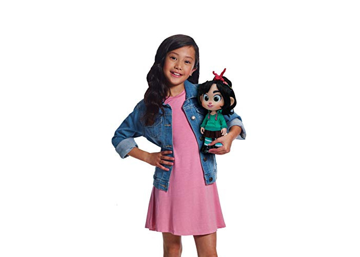 Wreck-It Ralph 36885 Talking Vanellope Figure - 2