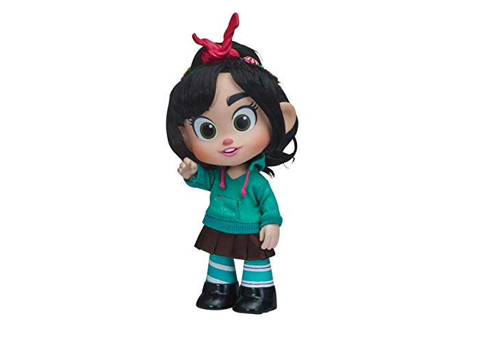 Wreck-It Ralph 36885 Talking Vanellope Figure - 1