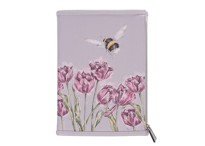 Wrendale Bee Notebook Wallet - 1