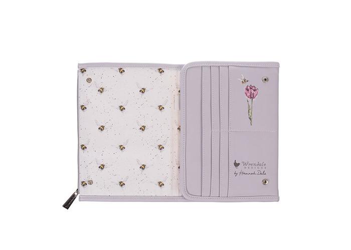 Wrendale Bee Notebook Wallet - 2