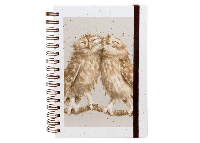 Wrendale Birds Of A Feather Spiral Bound Notebook - 1