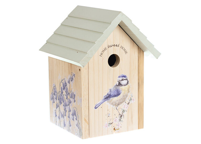 Wrendale Blue Tit Bird House - 1