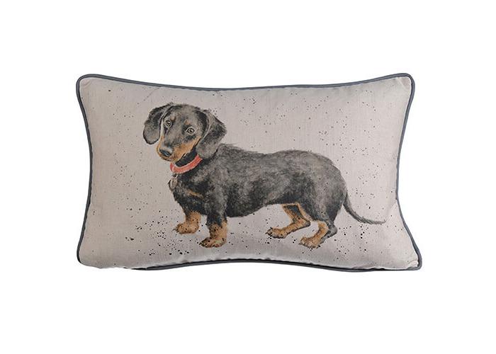 Wrendale Designs - Cushion 50cm x 30cm - Hugo – Dog - 1