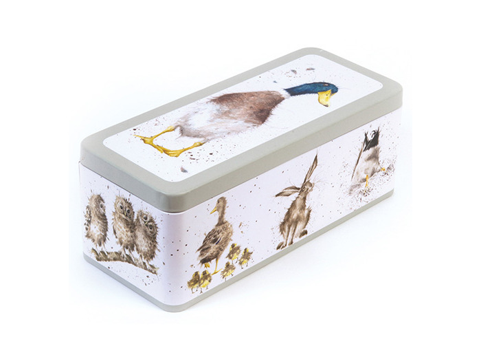 Wrendale Designs Cracker Tin by Wrendale Designs - 1