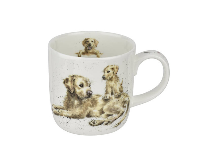 Wrendale Designs Fine Bone China Mug Devotion - 1
