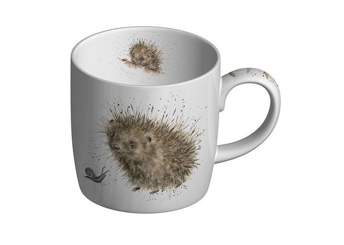 Wrendale Designs Fine Bone China Mug Prickled Tink 6 for 5 - 1
