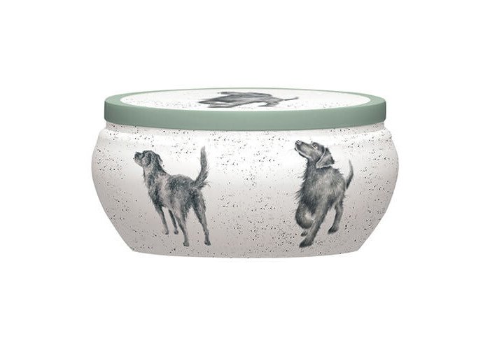 Wrendale Designs Walkies Boutique Candle Tin - 1