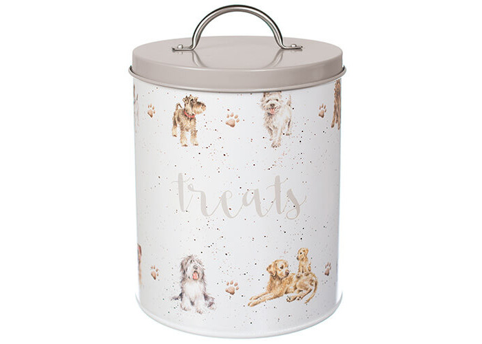 Wrendale Dog Treat Tin - 1