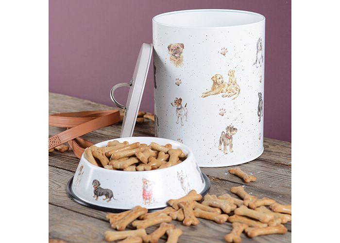 Wrendale Dog Treat Tin - 2