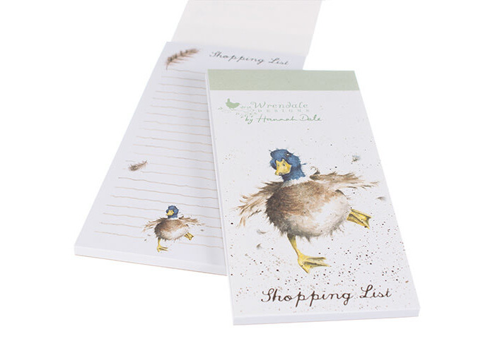 Wrendale Duck Shopping Pad - 1