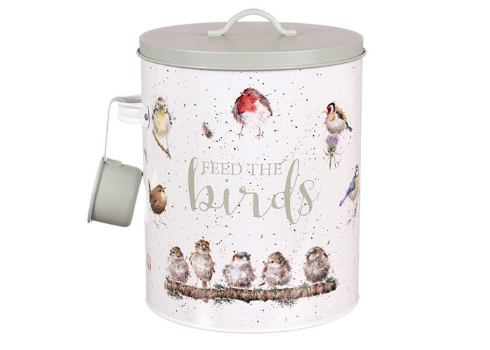 Wrendale Feed The Birds Tin - 1