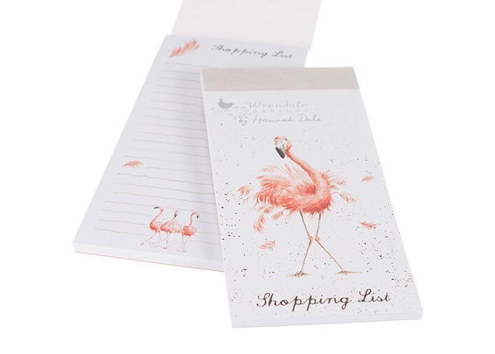 Wrendale Flamingo Shopping Pad - 1